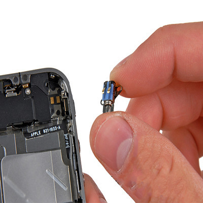 Thay rung iPhone 5, 5S