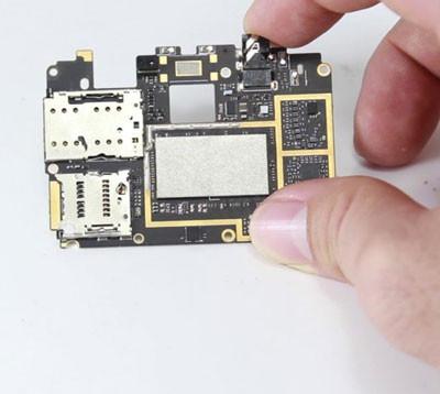 Thay IC wifi Nokia 3