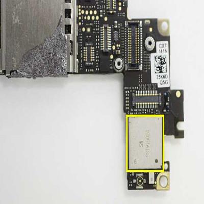 Thay IC Wifi Xiaomi Mi 8