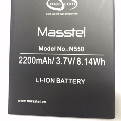 Thay pin Masstel M505