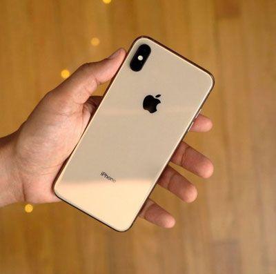 Thay kính lưng iPhone Xs - Max