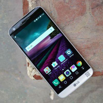 Thay loa trong và ngoài LG G5