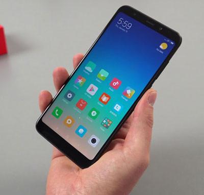 Thay IC Wifi Xiaomi Redmi 5 Plus