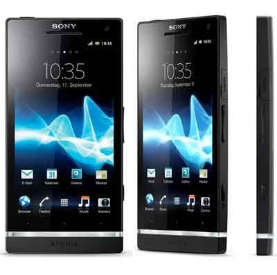 Thay mặt kính Sony Xperia LT26i