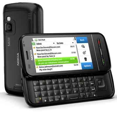 Thay mặt kính Nokia C6