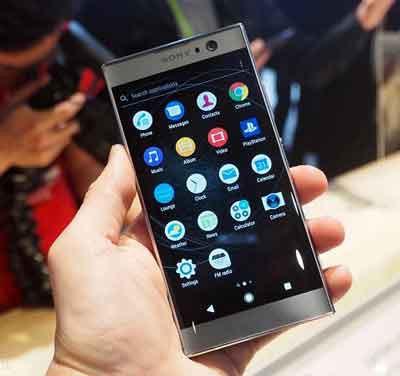 Thay màn hình Sony Xperia XA2, Ultra & Plus