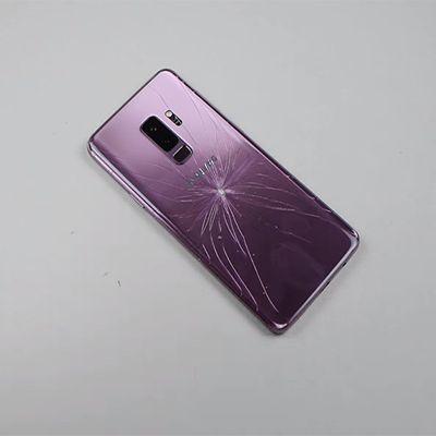 Đánh bóng mặt kính Samsung Galaxy S9, S9 Plus