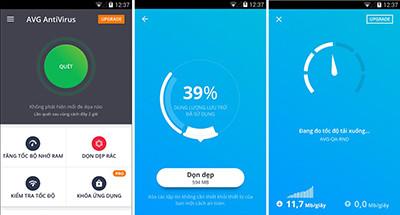 Top 5 phần mềm quét virus cho điện thoại được người dùng tin tưởng