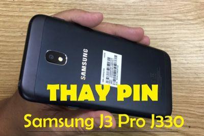 Thay pin Samsung J3, J3 Pro J330