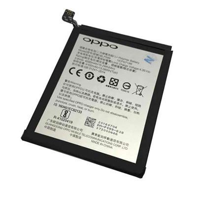 Thay pin Oppo F9