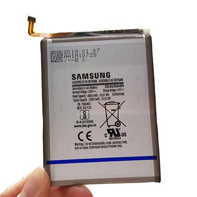Thay pin Samsung Galaxy M20
