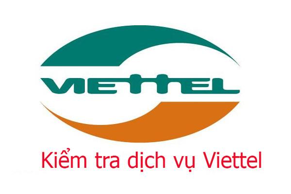 4 cách nhanh chóng và chính xác để kiểm tra dịch vụ Viettel
