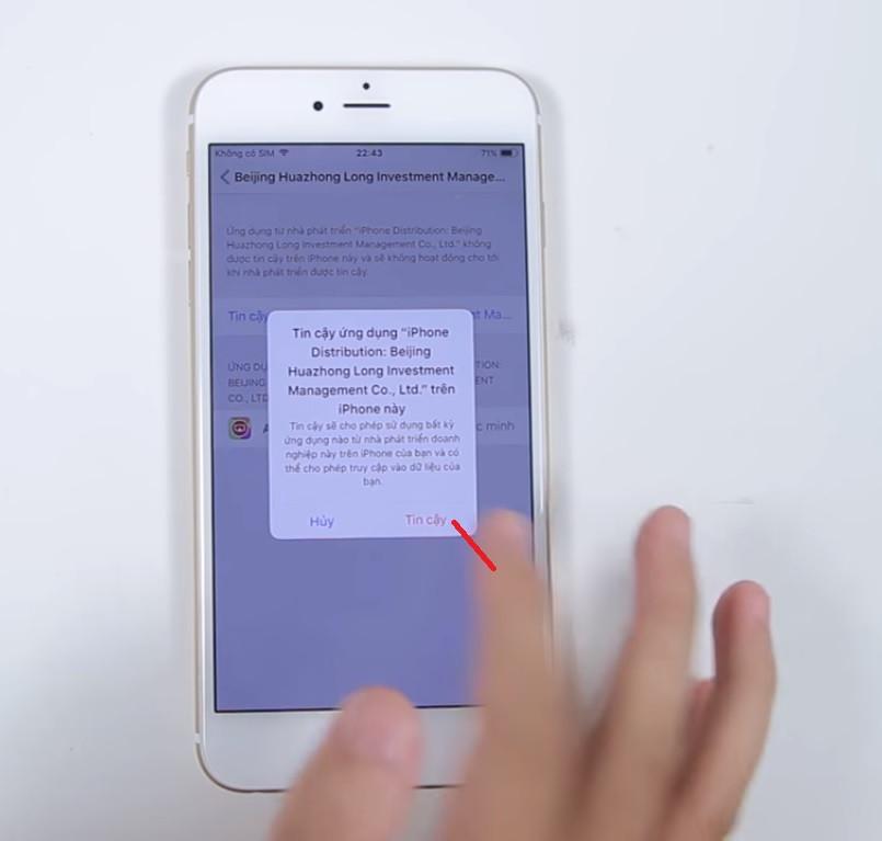 Cách quay màn hình iPhone 6 IOS 10-4