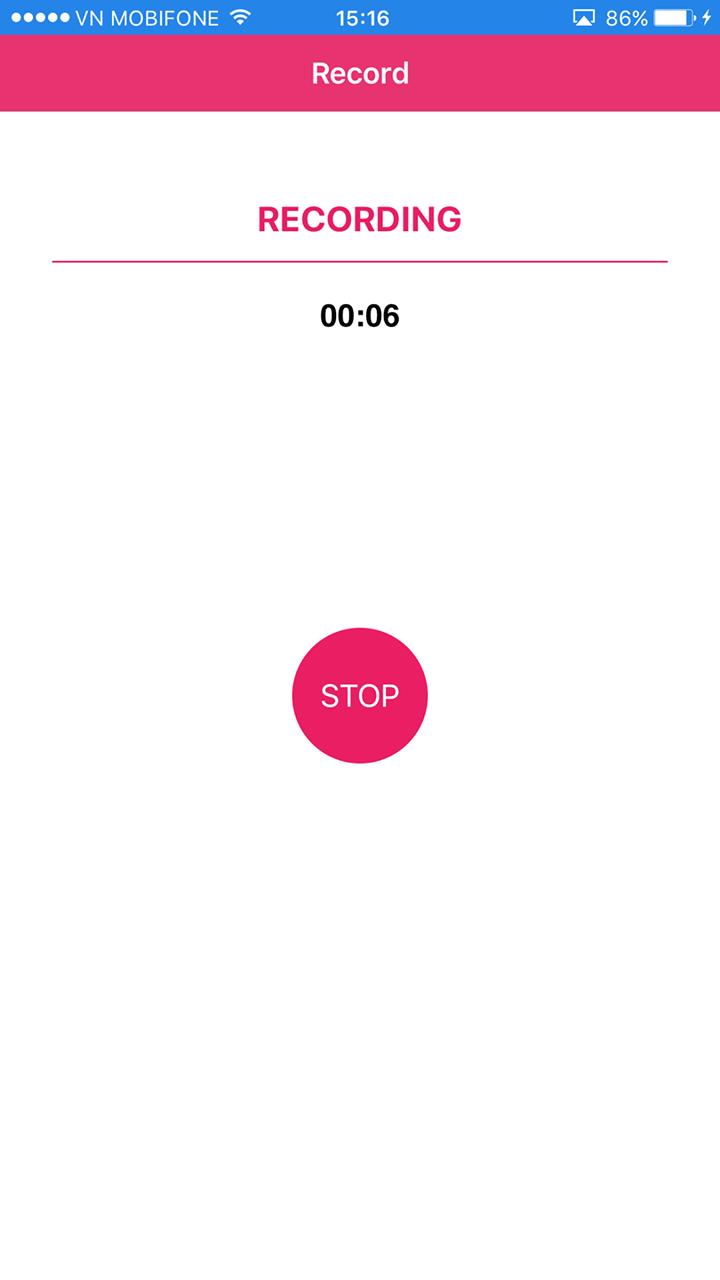 Cách quay màn hình iPhone 6 IOS 10-9