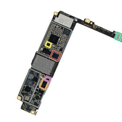 Thay chân sạc iPhone 5, 5S, 5C