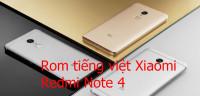Rom tiếng việt, cài CH Play Xiaomi Redmi Note 4