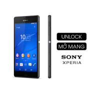 Unlock, mở mạng Sony Xperia