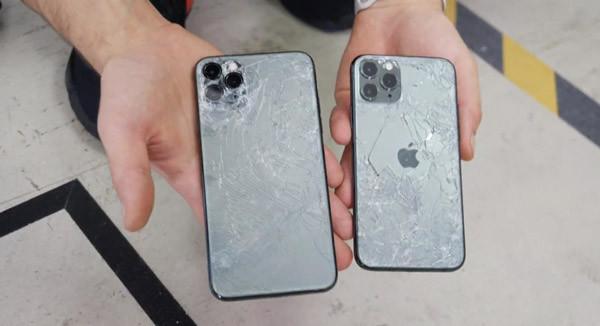 thay lưng iphone 11 pro rẻ nhất tại thái hà