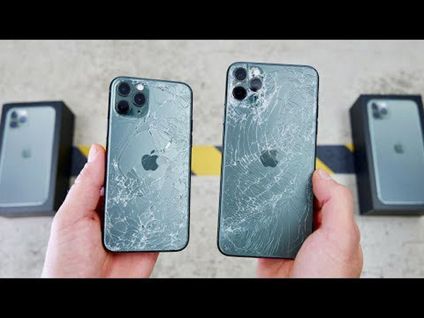 thay lưng iphone 11 pro giá rẻ tại thái hà