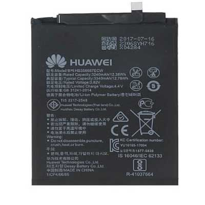 Thay pin Huawei Nova 5