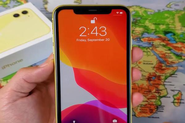 cách kiểm tra pin iPhone 11 Pro Max - 3