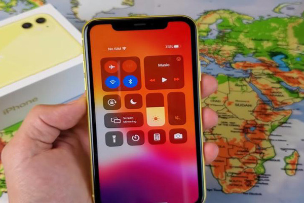 Cách bật phần trăm pin iPhone 11 - 11 Pro - 11 Pro Max đơn giản nhất