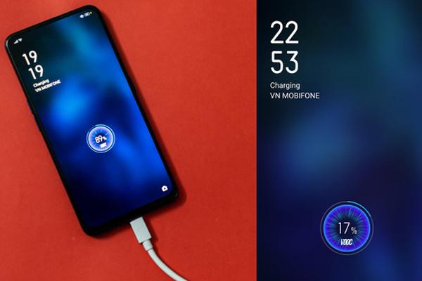 cách sạc pin cho điện thoại Oppo mới 3
