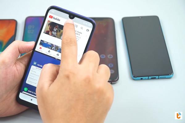 chia đôi màn hình chính Android 9 Xiaomi - bước 6