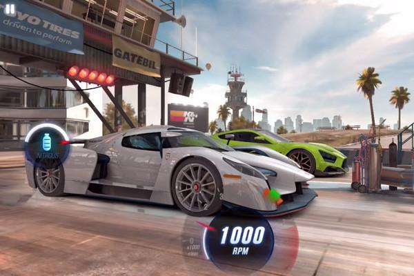game CSR Racing 2