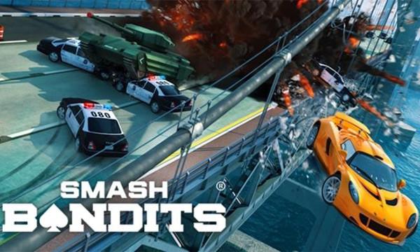 game offline smash bandits racing