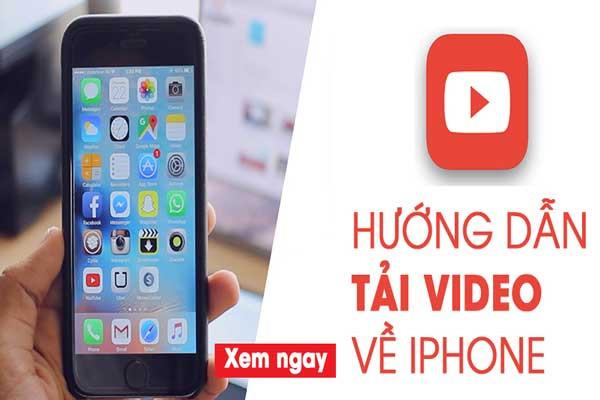 Độc chiêu giúp tải video từ bất cứ đâu về iPhone không cần Jailbreak
