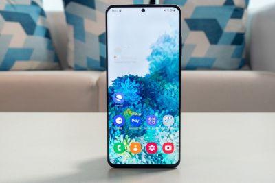 Thay - Ép kính Samsung Galaxy S20 Ultra
