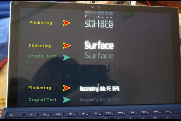 Địa chỉ sửa chữa Surface uy tín TPHCM - Tổng hợp các lỗi thường gặp trên Surface