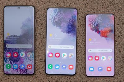 Thay màn hình Samsung Galaxy S20 Ultra