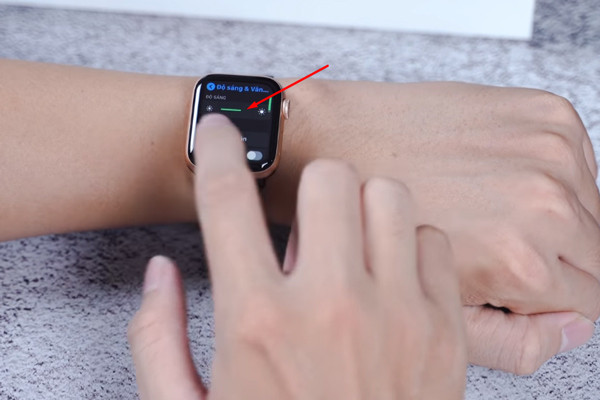 Pin Apple Watch