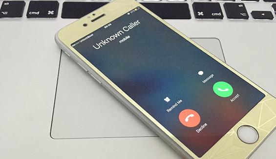 Chặn tin nhắn, cuộc gọi trên iPhone