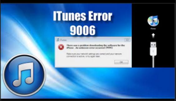 Làm thế nào để sửa lỗi 9006 khi restore iPhone