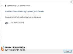 Hướng dẫn cài đặt Driver máy in Ricoh trên Windows 10 64 bit hoặc tương tự