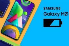 Thay màn hình Samsung Galaxy M21