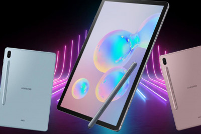 Ép/ Thay mặt kính samsung Galaxy Tab S6