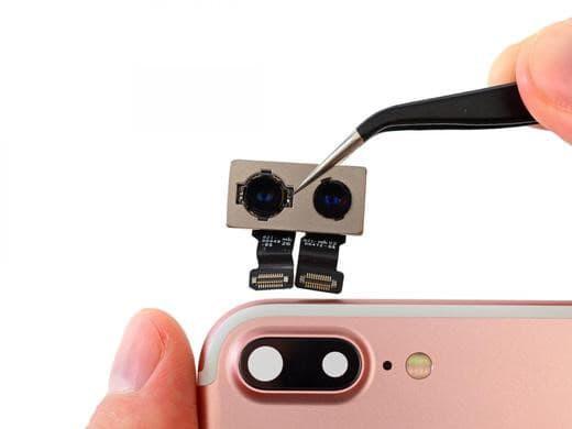 Thay camera điện thoại