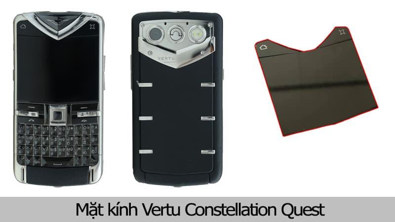 Thay mặt kính Vertu Constellation Quest chính hãng tại TPHCM