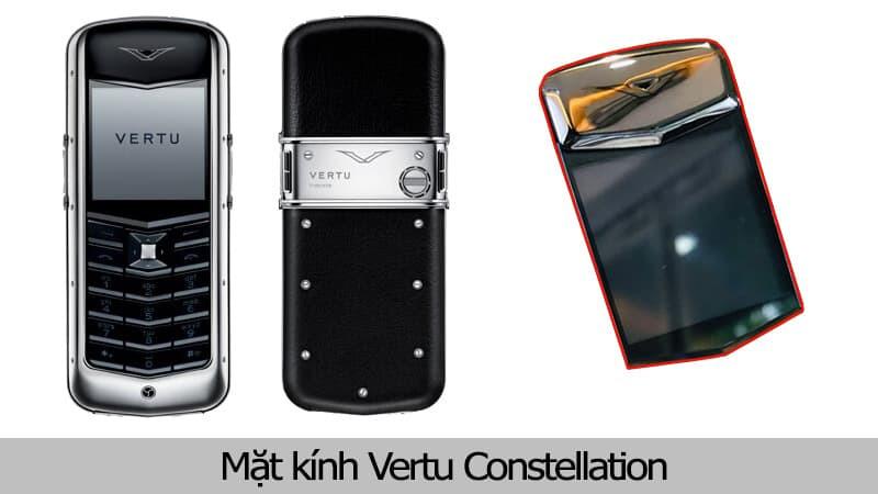 Thay mặt kính Vertu Constellation chính hãng, chuyên nghiệp
