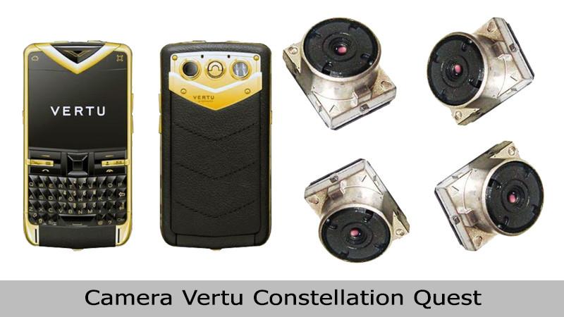 Thay camera Vertu Constellation Quest chính hãng tại TPHCM