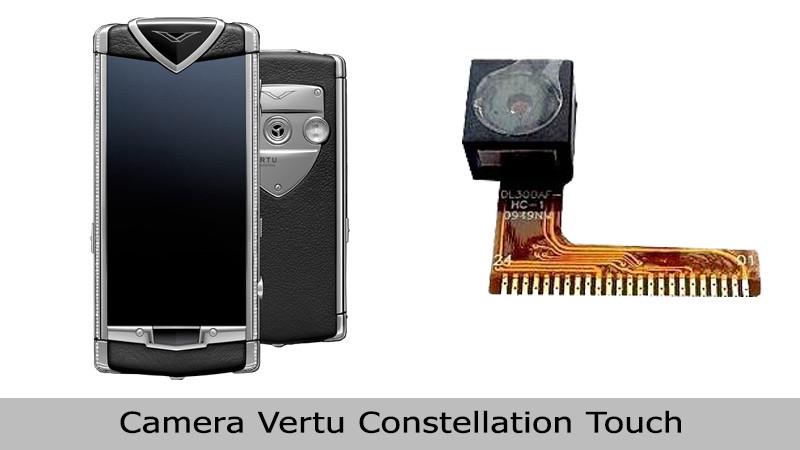 Thay camera Vertu Constellation Touch uy tín tại TPHCM