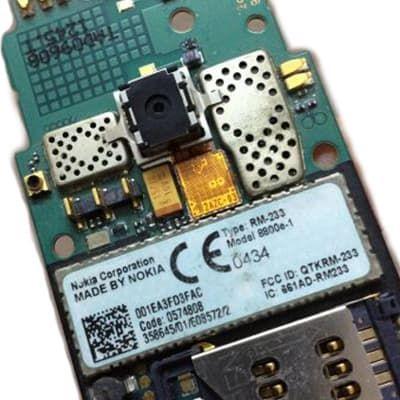 Thay main Nokia 8800