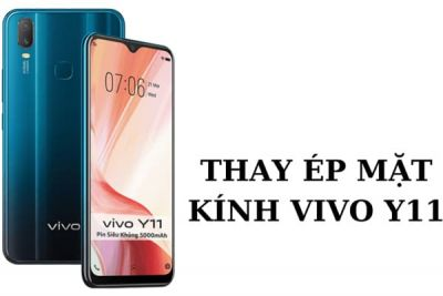 Thay mặt kính cảm ứng Vivo y11