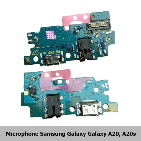 Hình ảnh chi tiết mic Galaxy A20