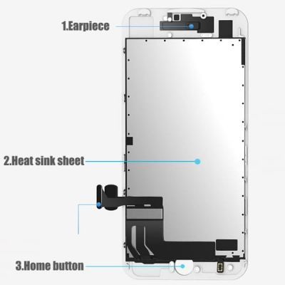 Thay phản quang iPhone 7, 7 Plus