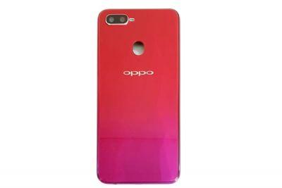 Thay vỏ Oppo F9